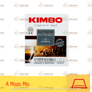 Kimbo Intenso 10 Capsule A Modo Mio