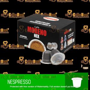 Moreno Espresso 100 Capsule Nespresso