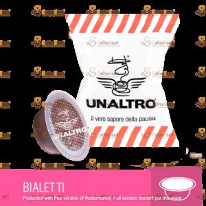 Unaltro Caffè Italian 100 Capsule Bialetti