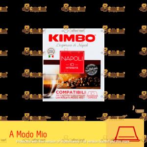 Kimbo Napoli 10 Capsule A Modo Mio