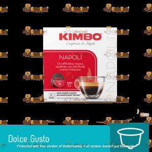 Kimbo Napoli 16 Capsule Dolce Gusto