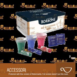 Borbone Kit Accessori 100 Pezzi