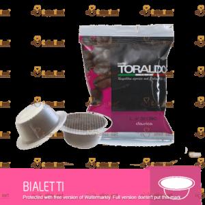 Toraldo Classica 100 Capsule Bialetti