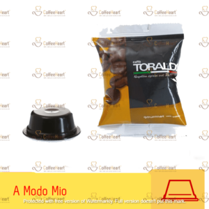 Toraldo Gourmet 100 Capsule A Modo Mio