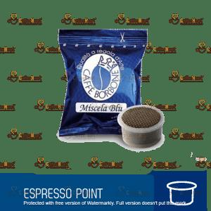 Borbone Miscela Blu 100 Capsule Espresso Point