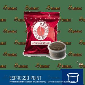 Borbone Miscela Rossa Espresso Point 100