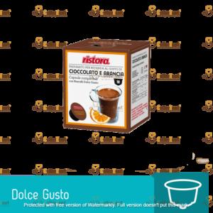 Ristora Cioccolato e Arancia 10 Capsule Dolce Gusto