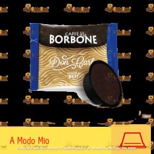 Borbone Miscela Blu 100 Capsule A modo Mio