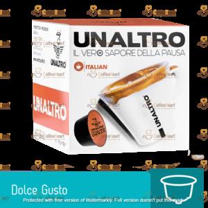 Unaltro Caffè Italian 50 Capsule Dolce Gusto