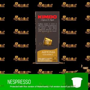 Kimbo Armonia 10 Capsule Nespresso