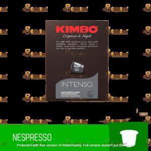 Kimbo Intenso 10 Capsule Nespresso