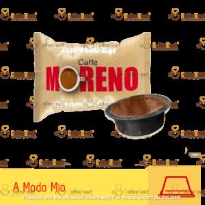 Moreno Espresso 100 Capsule A modo Mio