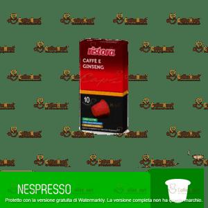 Nespresso Ginseng Ristora