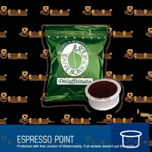 Borbone Dek 100 Capsule espresso point
