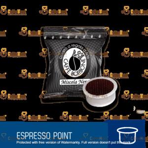 Borbone Nero 50 Capsule Espresso Point