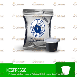 Borbone Miscela Nera 100 Capsule Nespresso