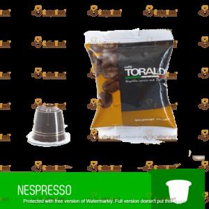 Toraldo Gourmet 100 Capsule Nespresso