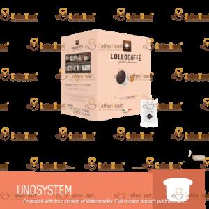 Lollo Nero Passionepiù box 100 Capsule Unosystem