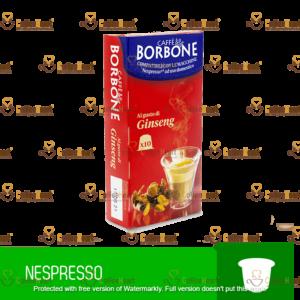 Borbone Ginseng 10 Capsule Nespresso