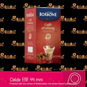 Borbone Ginseng Caffè Aromatizzato 18 Cialde