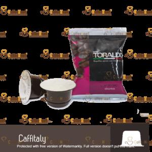 Toraldo Classica 100 Capsule Caffitaly