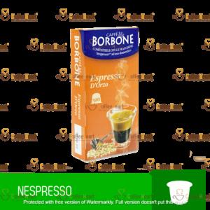 Borbone Orzo 10 Capsule Nespresso