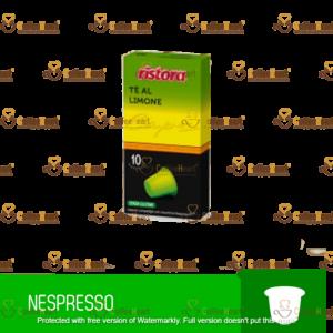 Ristora The al Limone 10 Capsule Nespresso