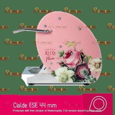 Kicco flower rosa side